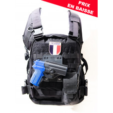 CARR type III - Sac à dos convertible en gilet d'intervention