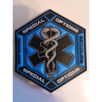 Patch SPECIAL OPTIONS BLEU